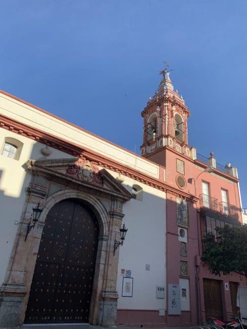 Nuestra Senora De La O Church Triana 1