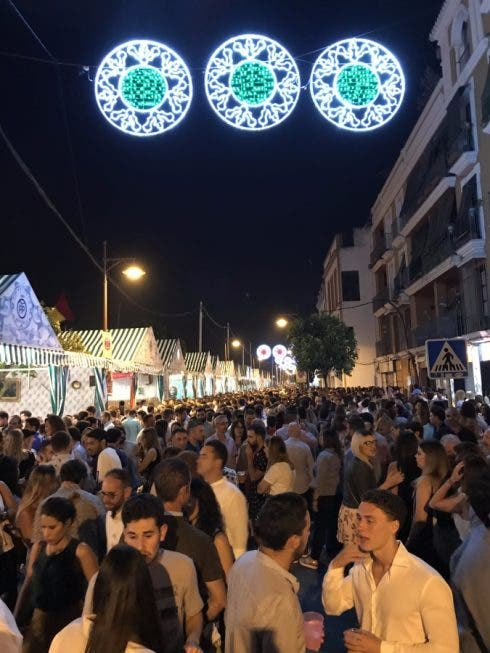 One Of Triana's Many Summer Food Festivals (pre Covid) 1