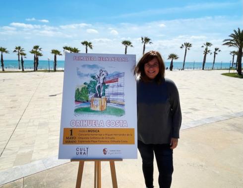 Orihuela Costa Concerts Mar Ezcurra