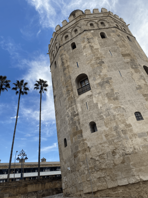 Torre Del Oro In El Arenal Min