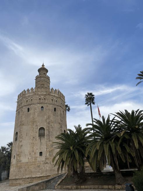 Torre Del Oro Min