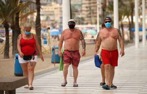 Benidorm and other major Costa Blanca cities get ready for the busiest weekend of the year