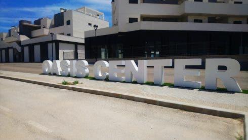El Raso Oasis Centre