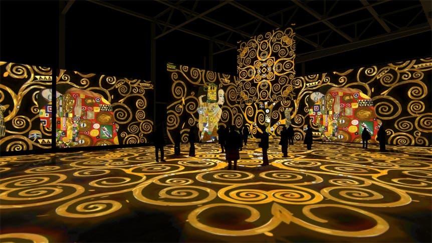 Klimt Exhibition 1