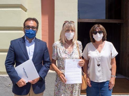 Presentacion Peticion Ayuntamiento