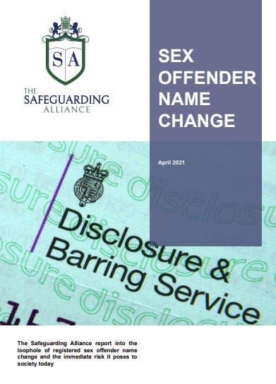 Safeguarding Alliance Report