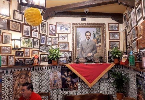 Taberna San Miguel Casa El Pisto Manolete 1