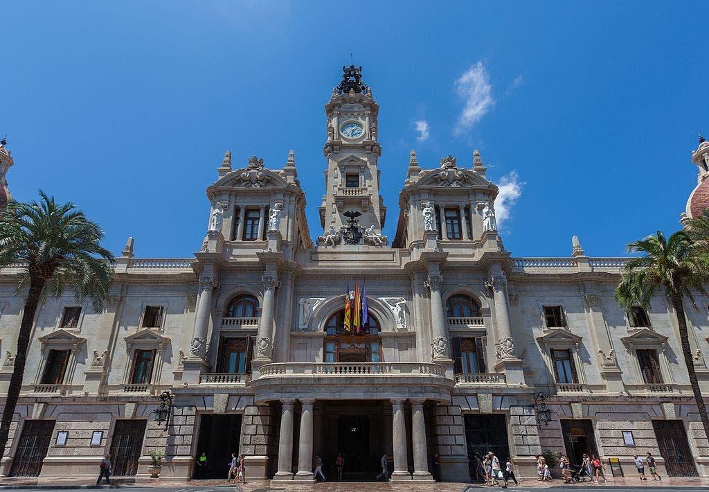 Valencia City Hall 1