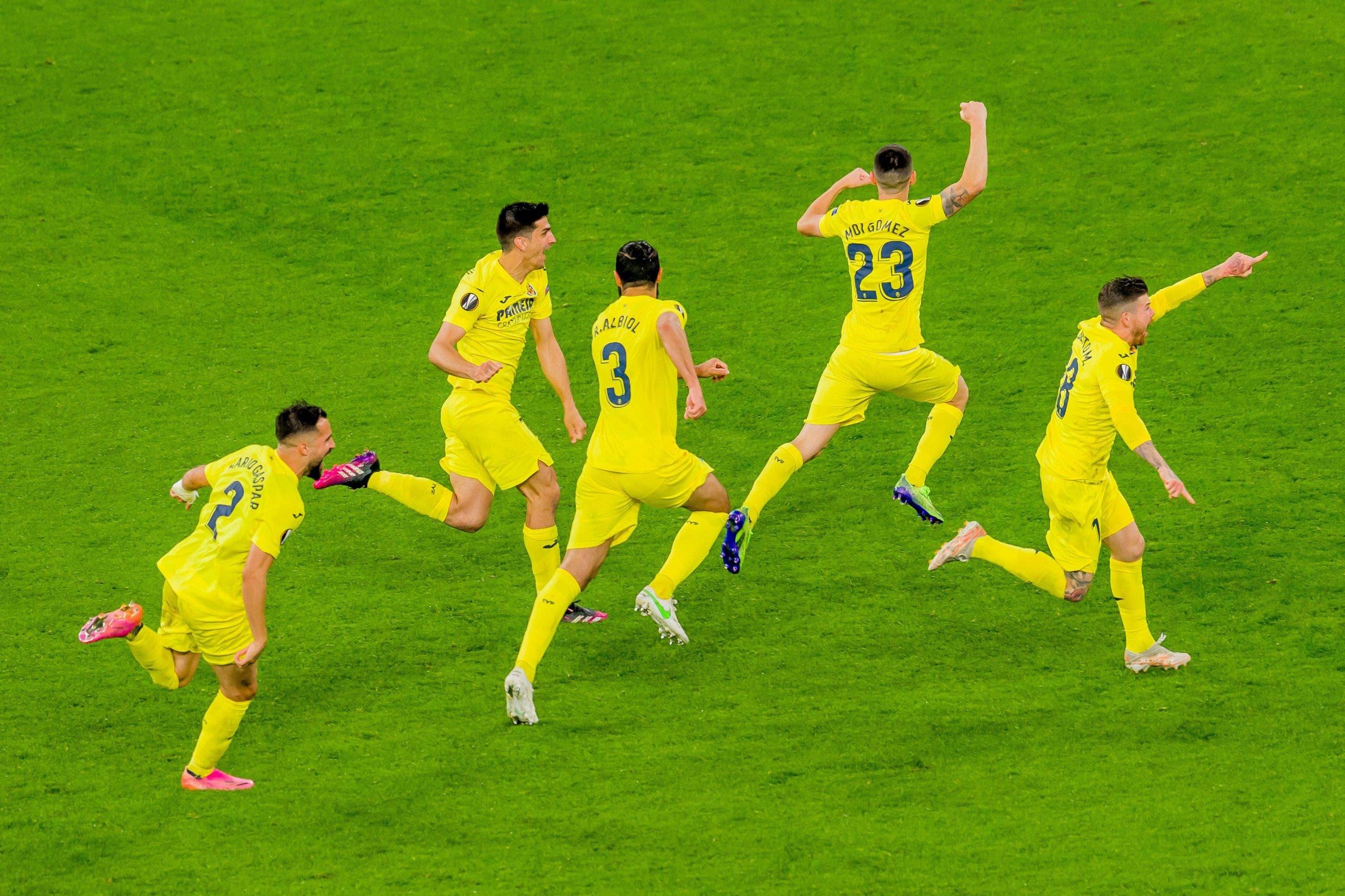 Fc Villarreal Vs. Manchester United Uefa Europa League Final