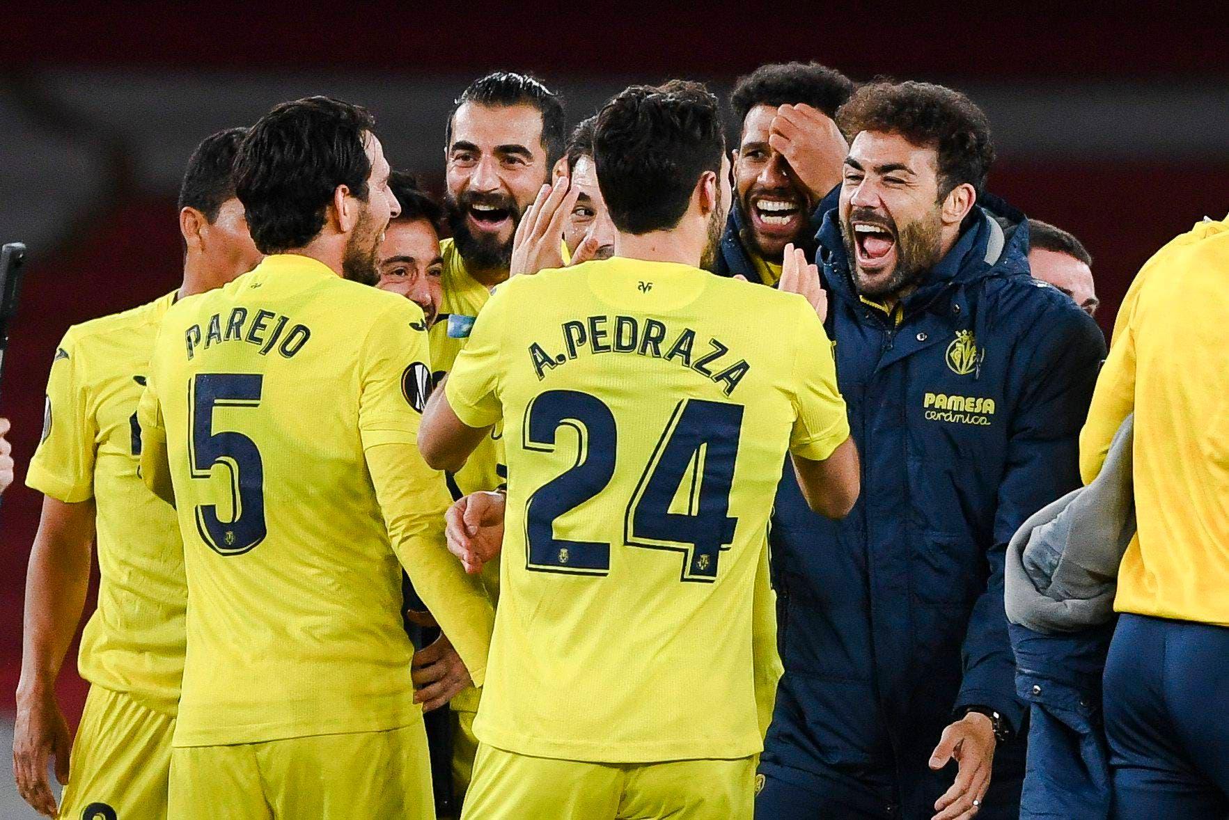 Arsenal 0 Villarreal 0