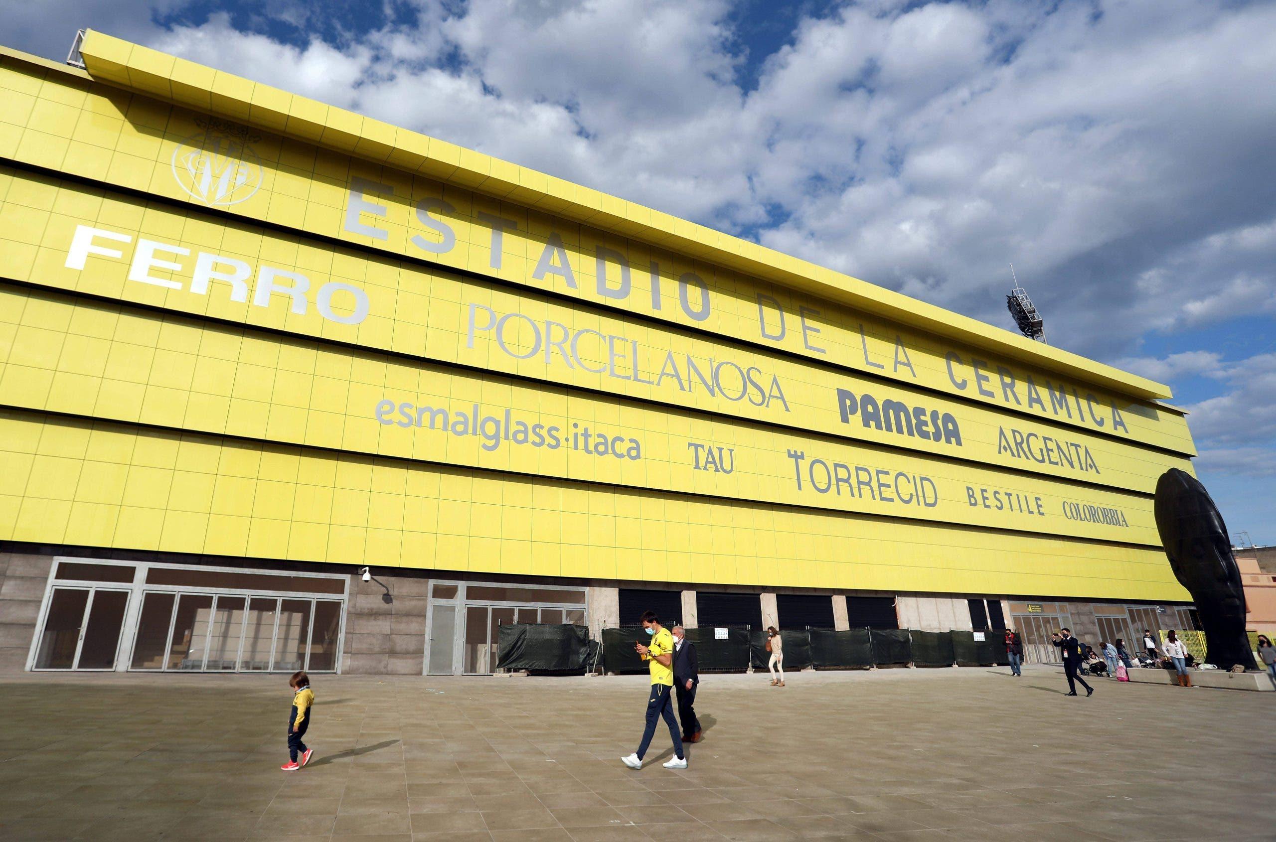 Villareal Estadio De La Ceramica