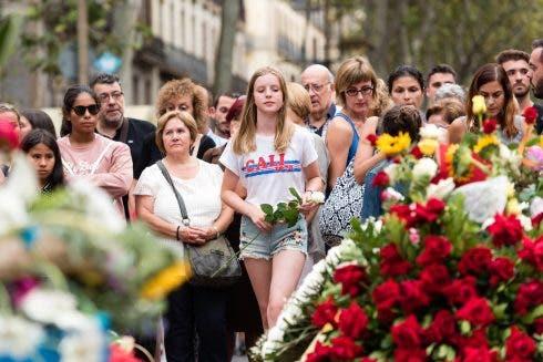 Spain: First Year Anniversary Of Barcelona Terror