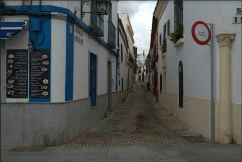 Cordoba Street By Paul D Thacker
