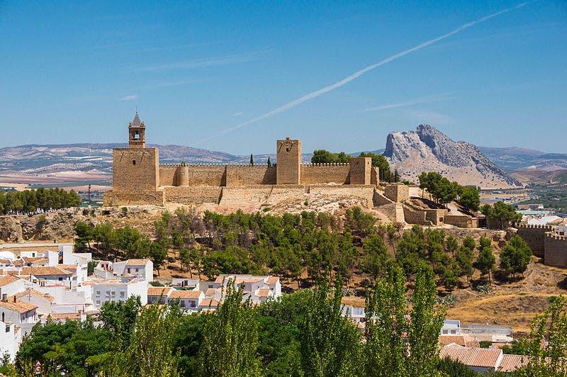 800px Alcazaba Antequera