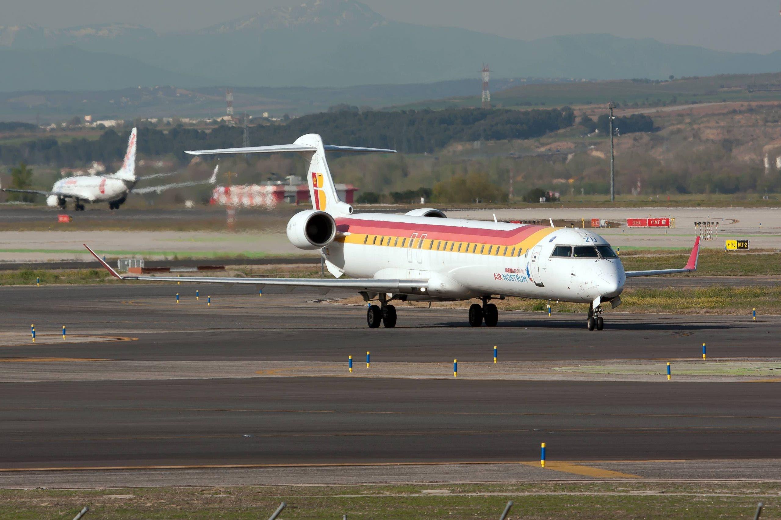 Air Nostrum plane