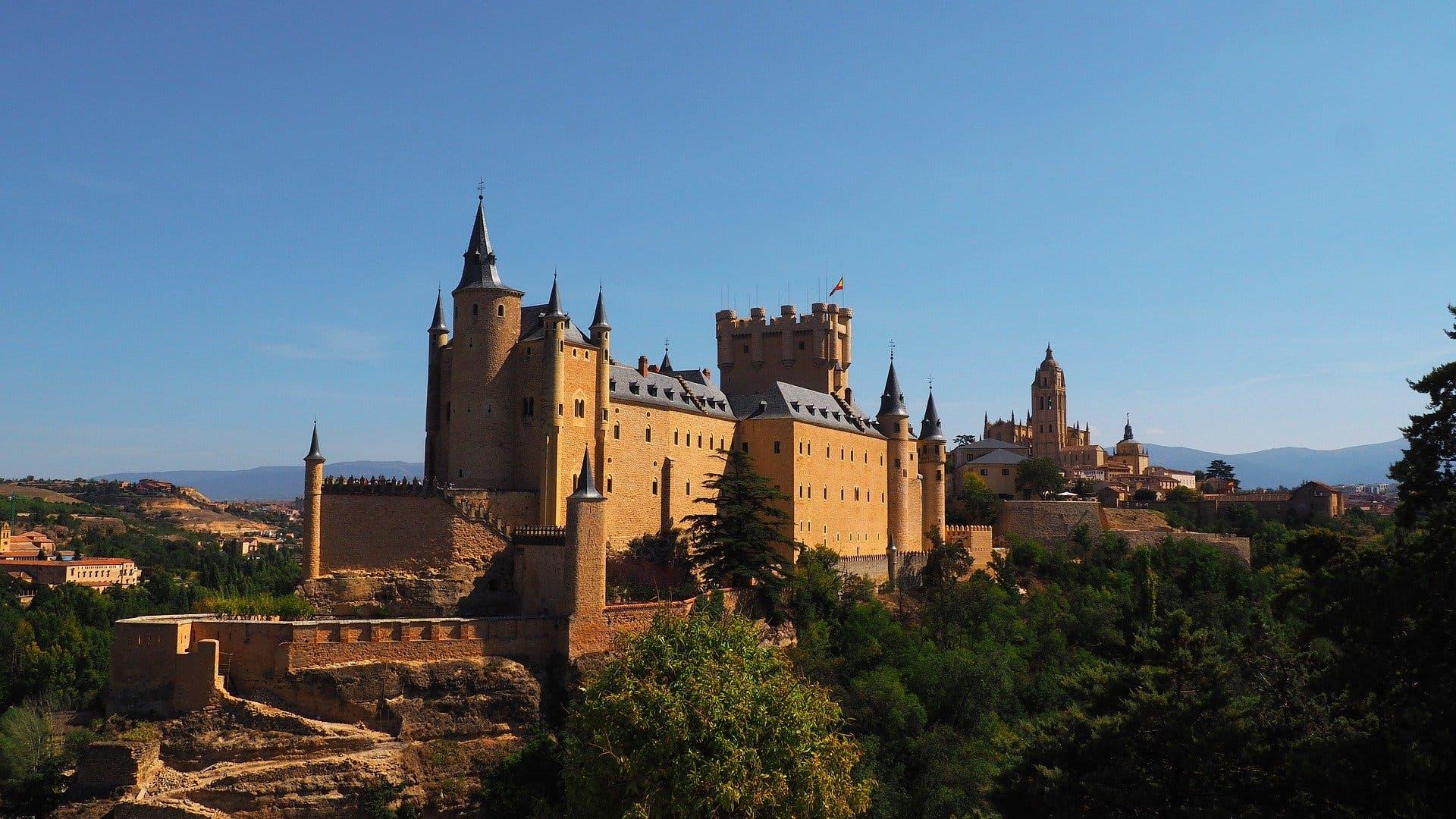 Alcazar De Segovia Ii
