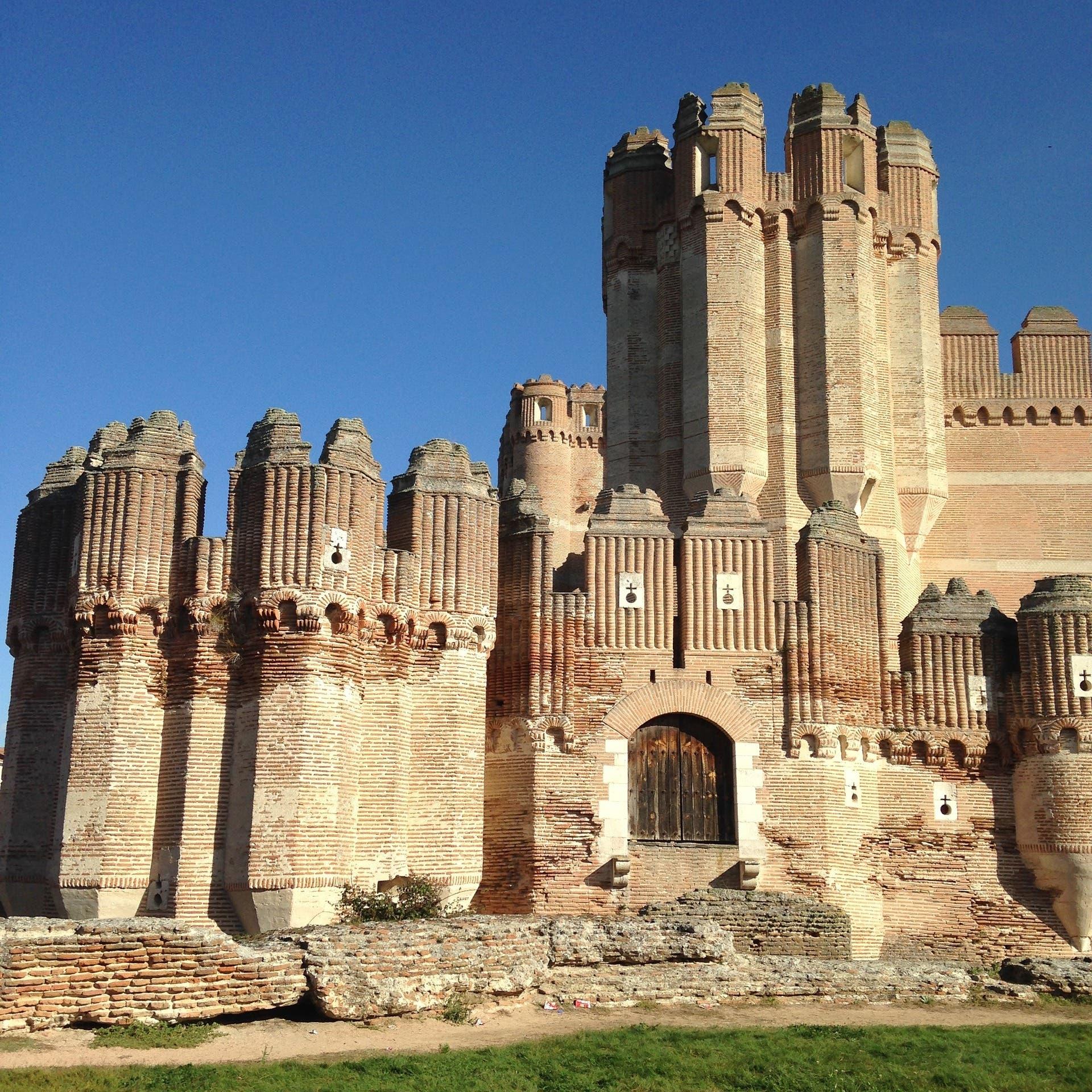 Castillo De Coca Ii
