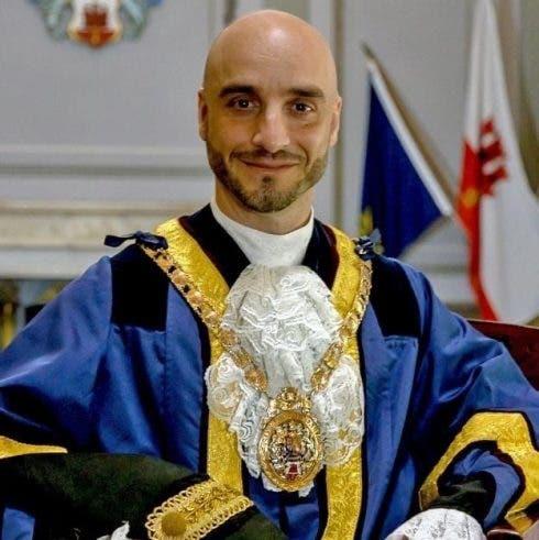 Christian Santos Mayor Of Gib