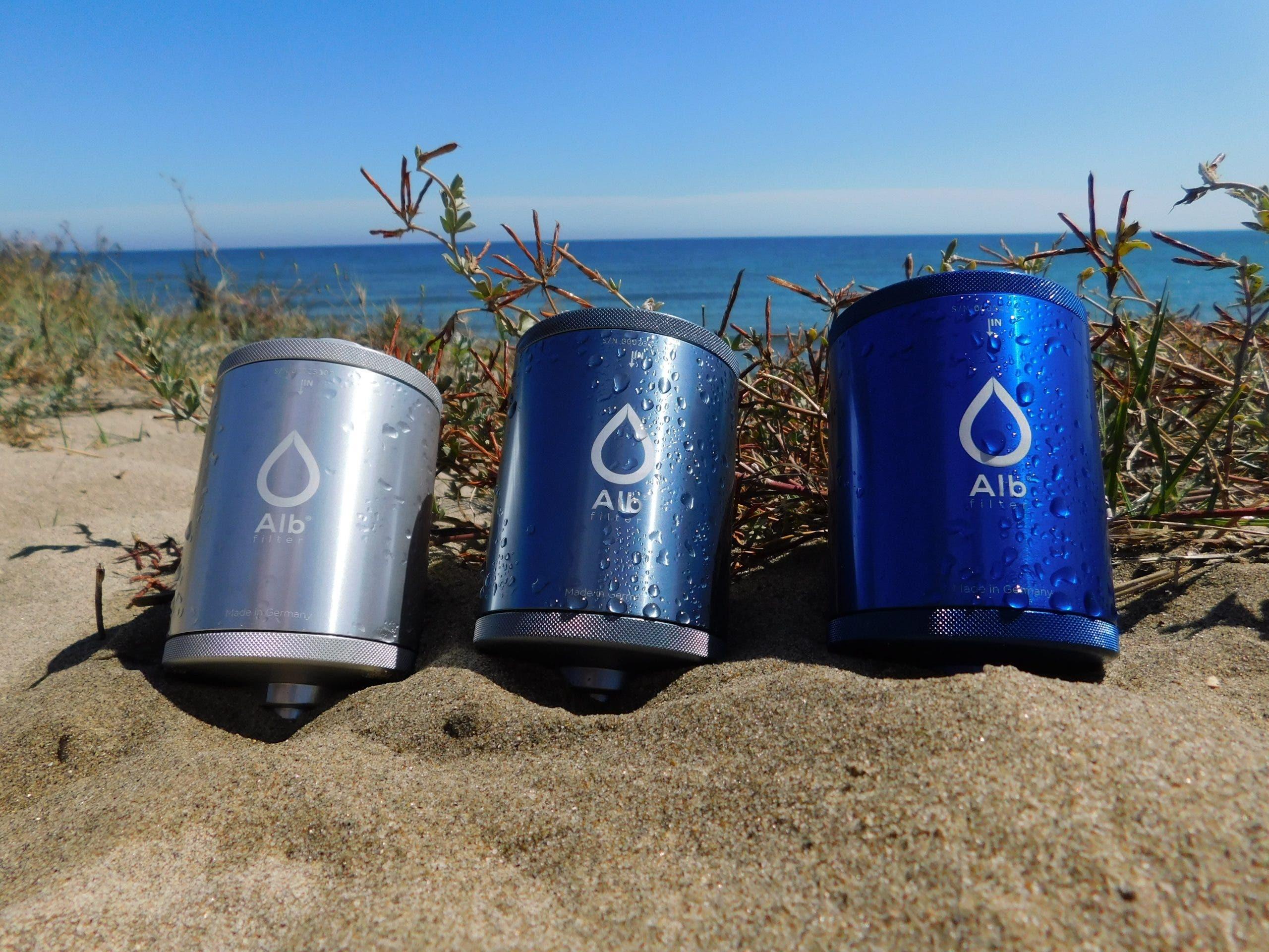 Eco Puro Best Plastic Free Water Filter Spain