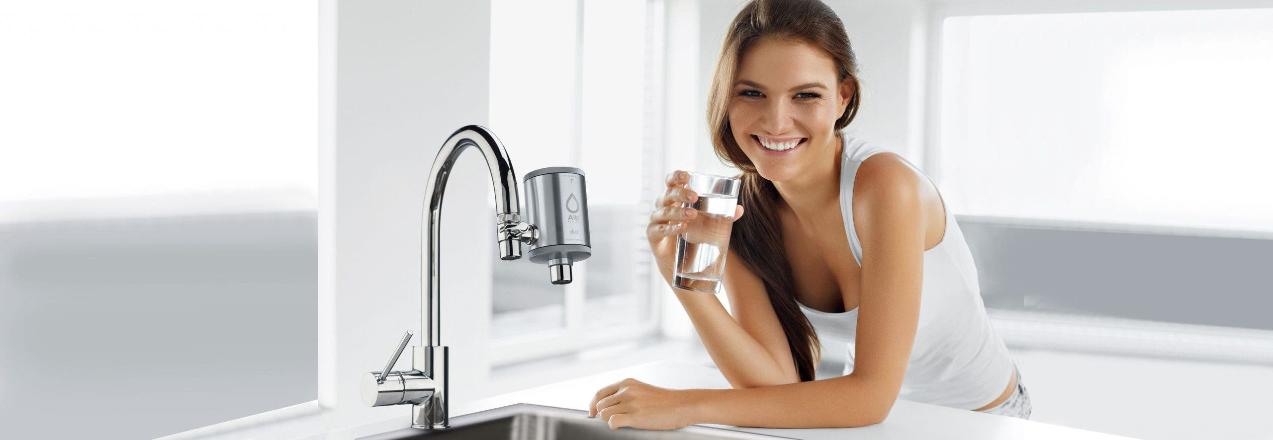 Eco Puro Plastic Free High Quality Water Filter System Spain