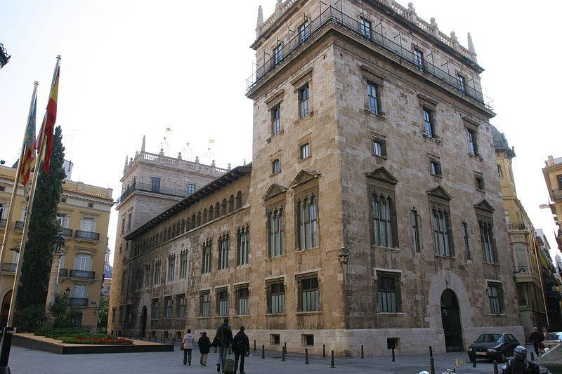 Eu Funds Palau De La Generalitat