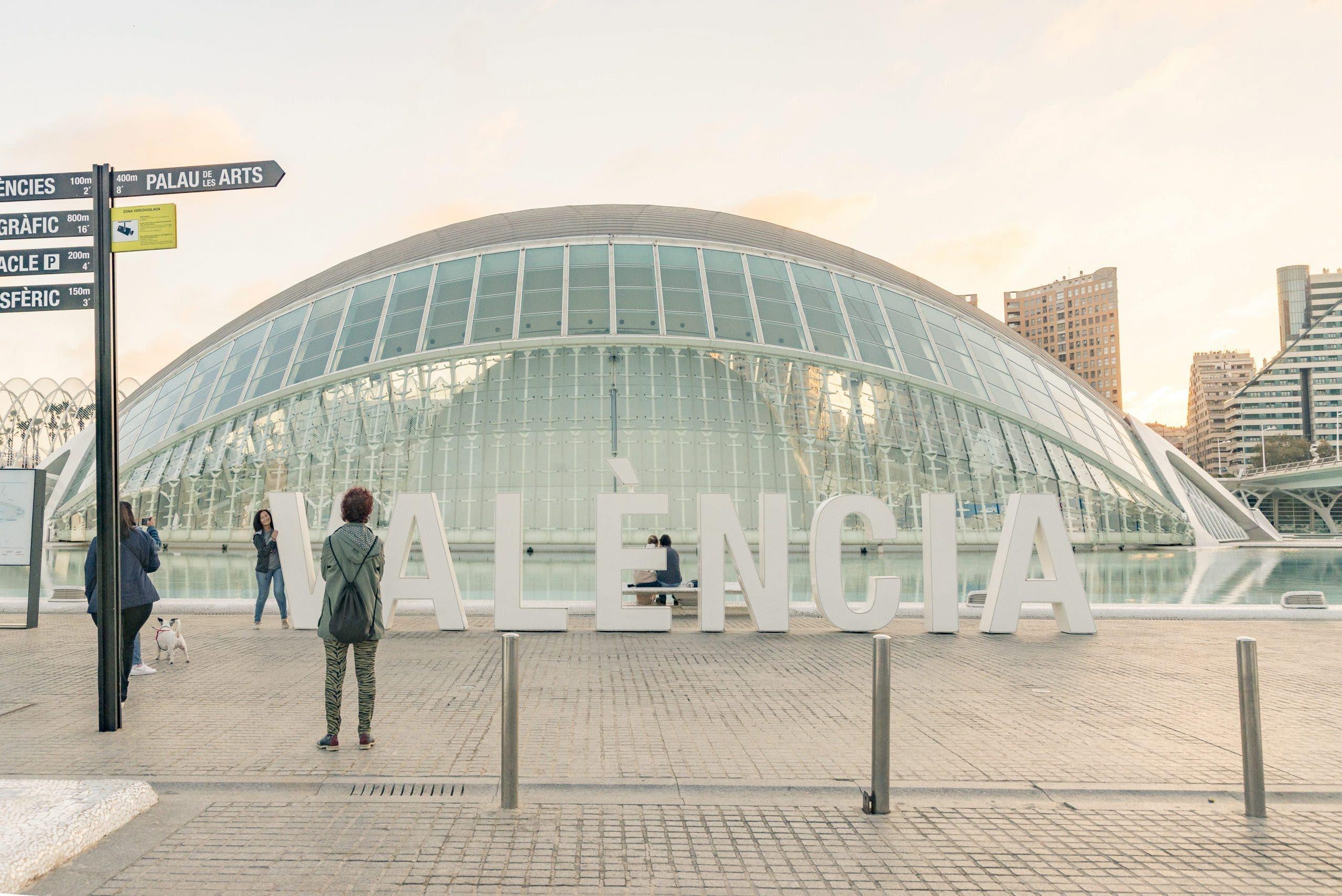 World Cities Day, 2020. Valencia