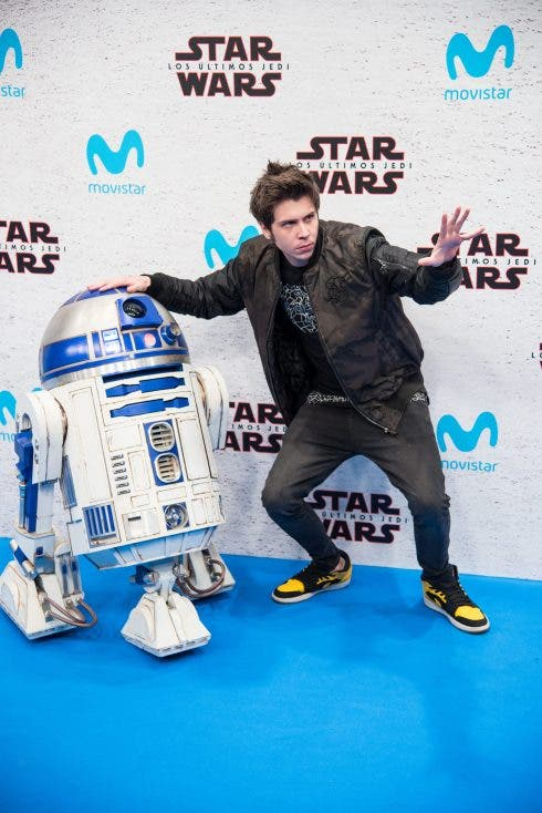 Influencers: Star Warz En Madrid
