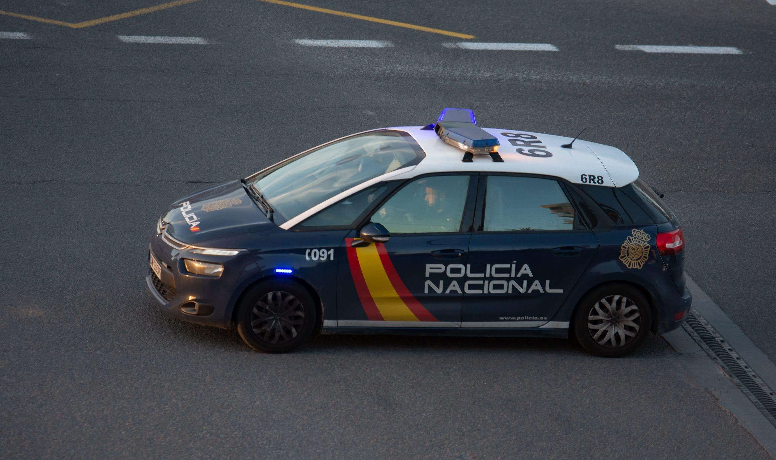 National Police Car