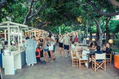 Puerto Portals Market