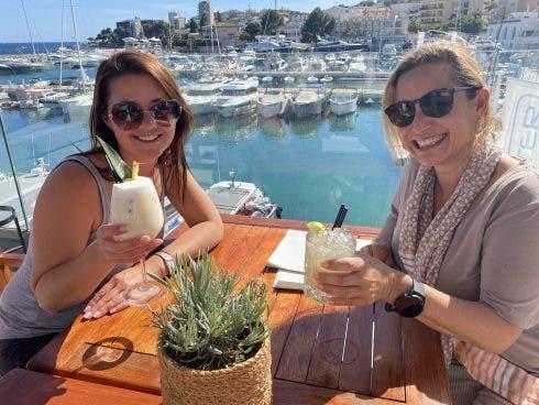 Sundowner Drinks At Nova Del Mar Restaurant And Bar[8338]