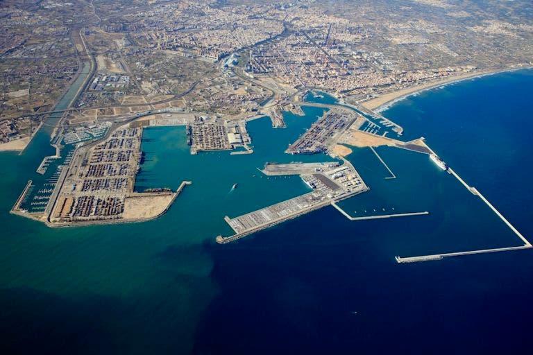 Valencia Port 1