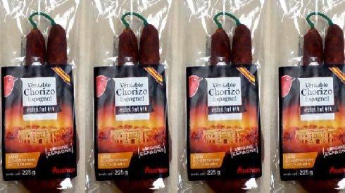 Auchan Chorizo 2