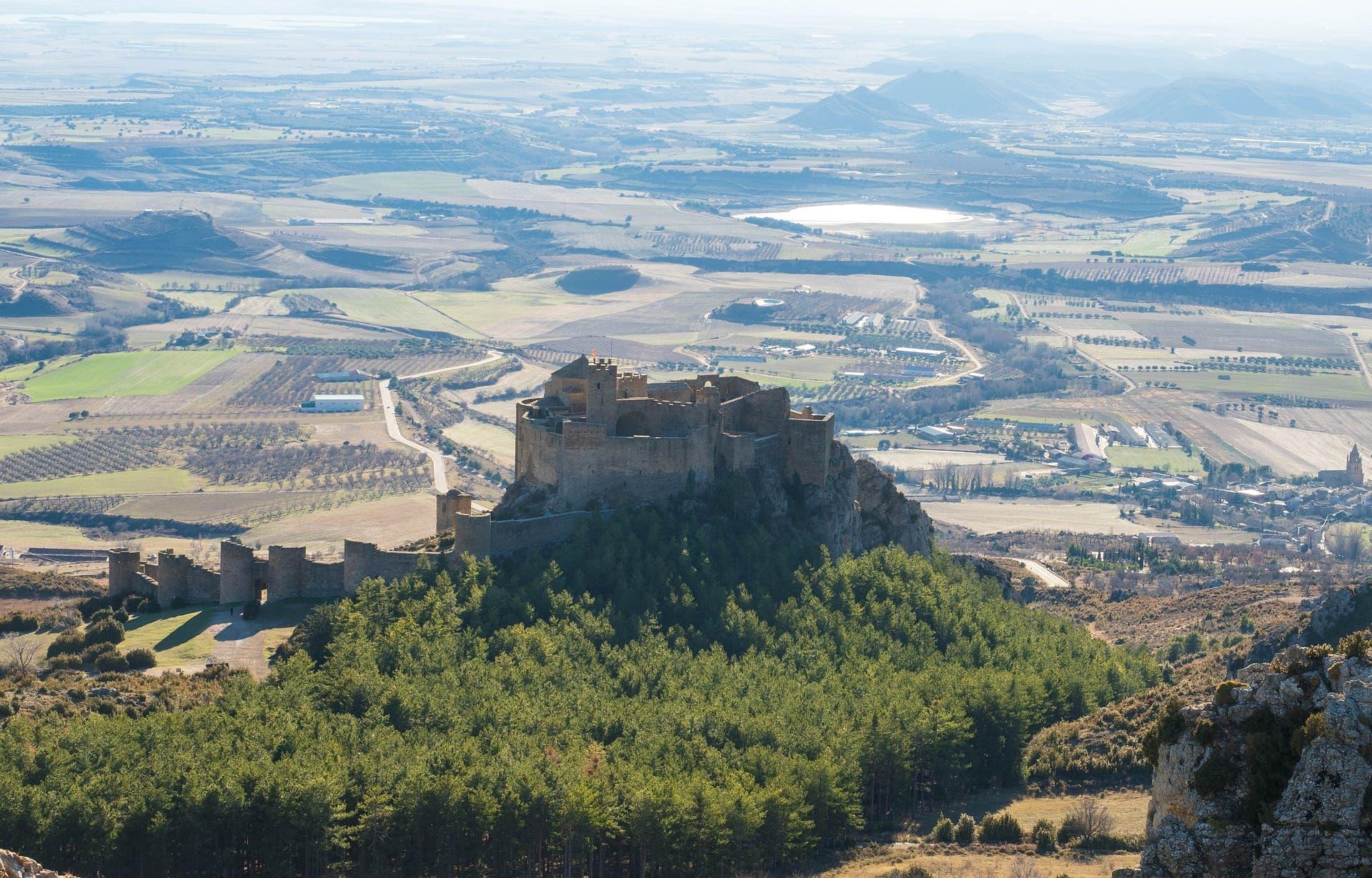 Castle Of Loarre 3120930 1920