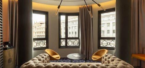 Grand Via Madrid Cr7 Studio7