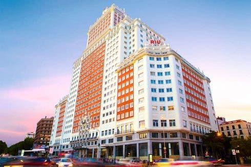 Hotel Riu Plaza Espana 8 Tcm55 223548