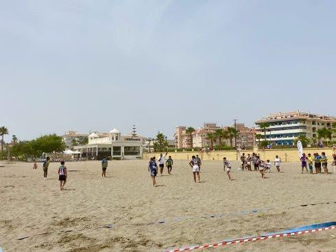 Beach Rugby 2