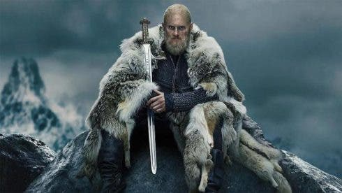 Bjorn Ironside (from Vikings, Tv Show)