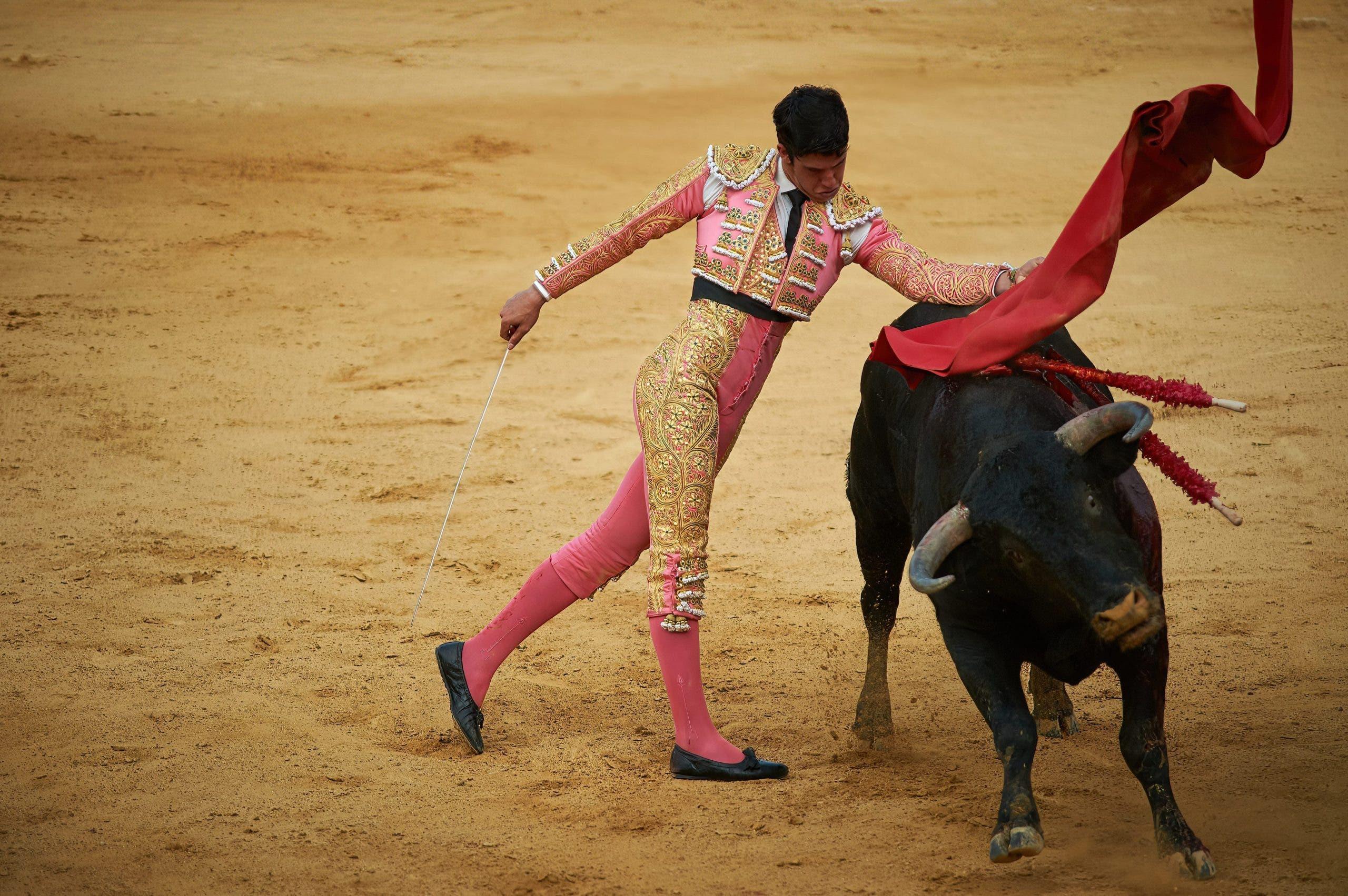 Bullfighting At The Plaza De Toros Tudela (plaza De Toros De Tudela) In Spain 23 May 2021