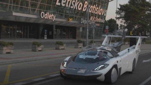 Flying Car Driving