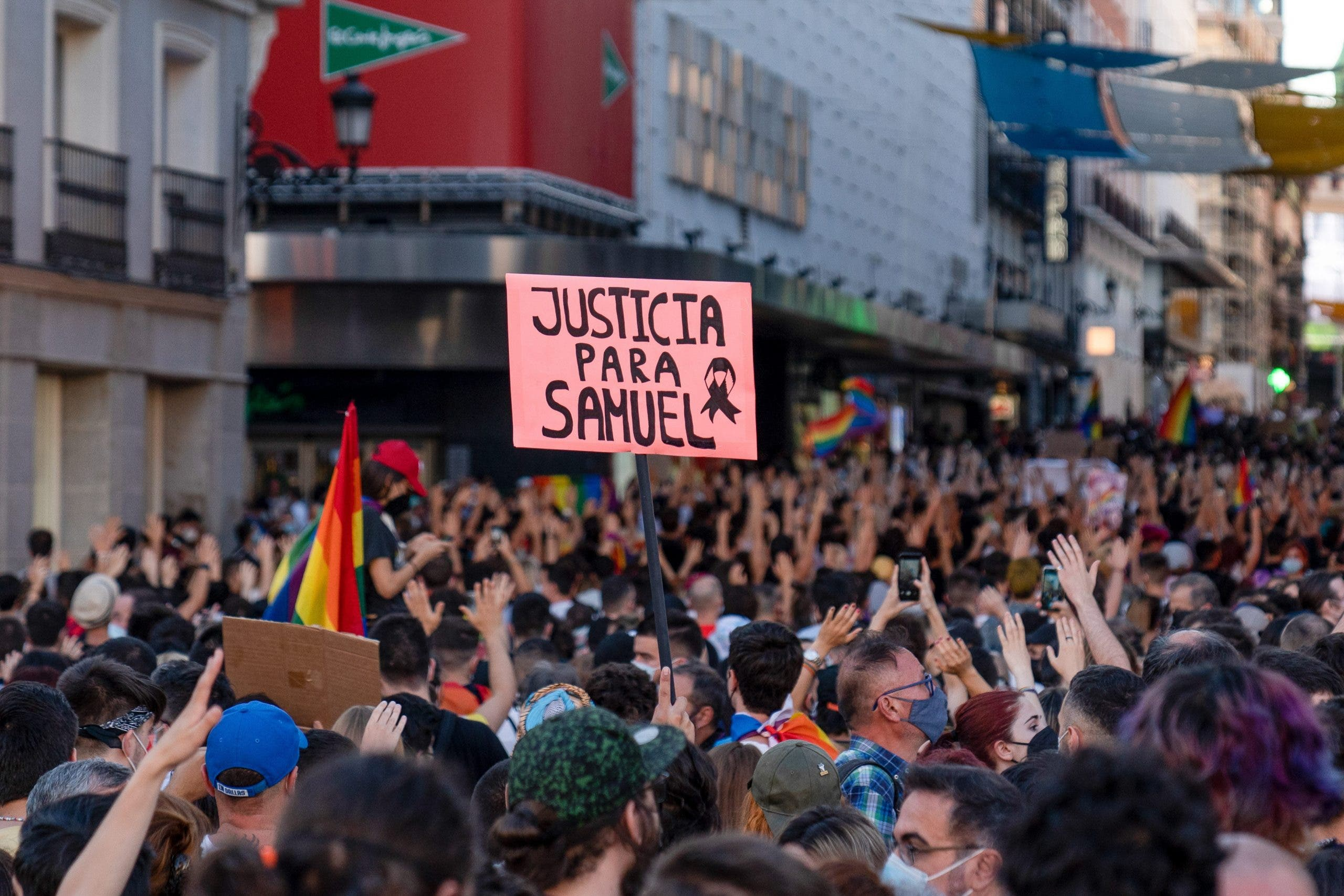 Justice for Samuel