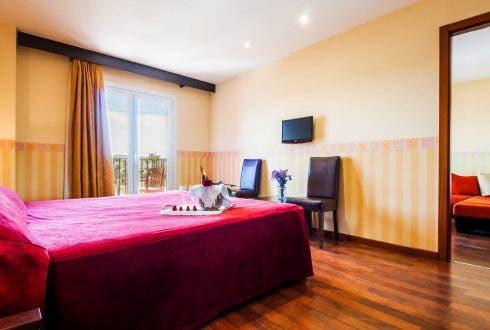 Hotel La Cava Room (from Lacavahotel On Tripadvisor.com)
