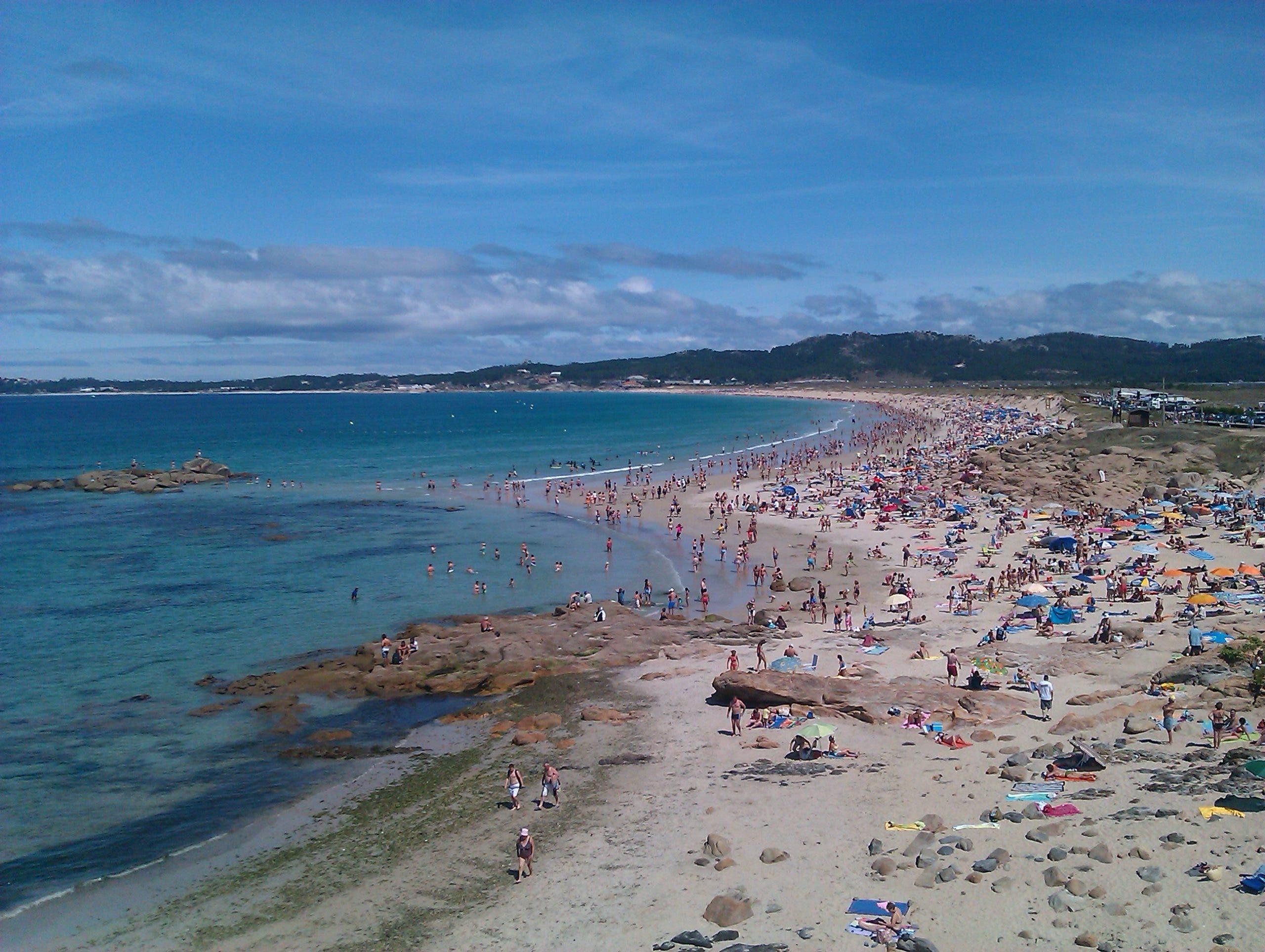 Praia A Lanzada (creative Commons)[1]