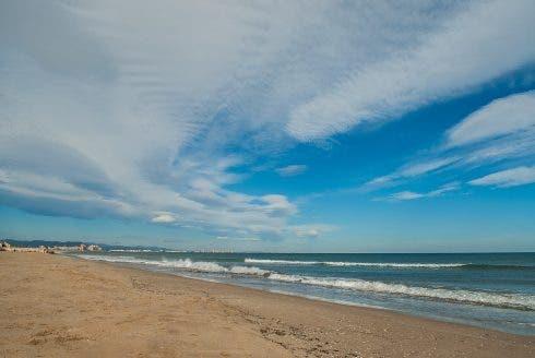 Valencia Beach 01