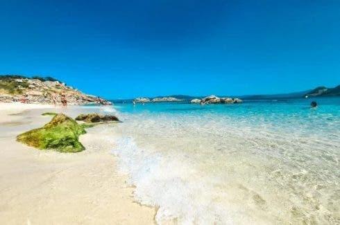 Cies Islands By Deirdre Carney