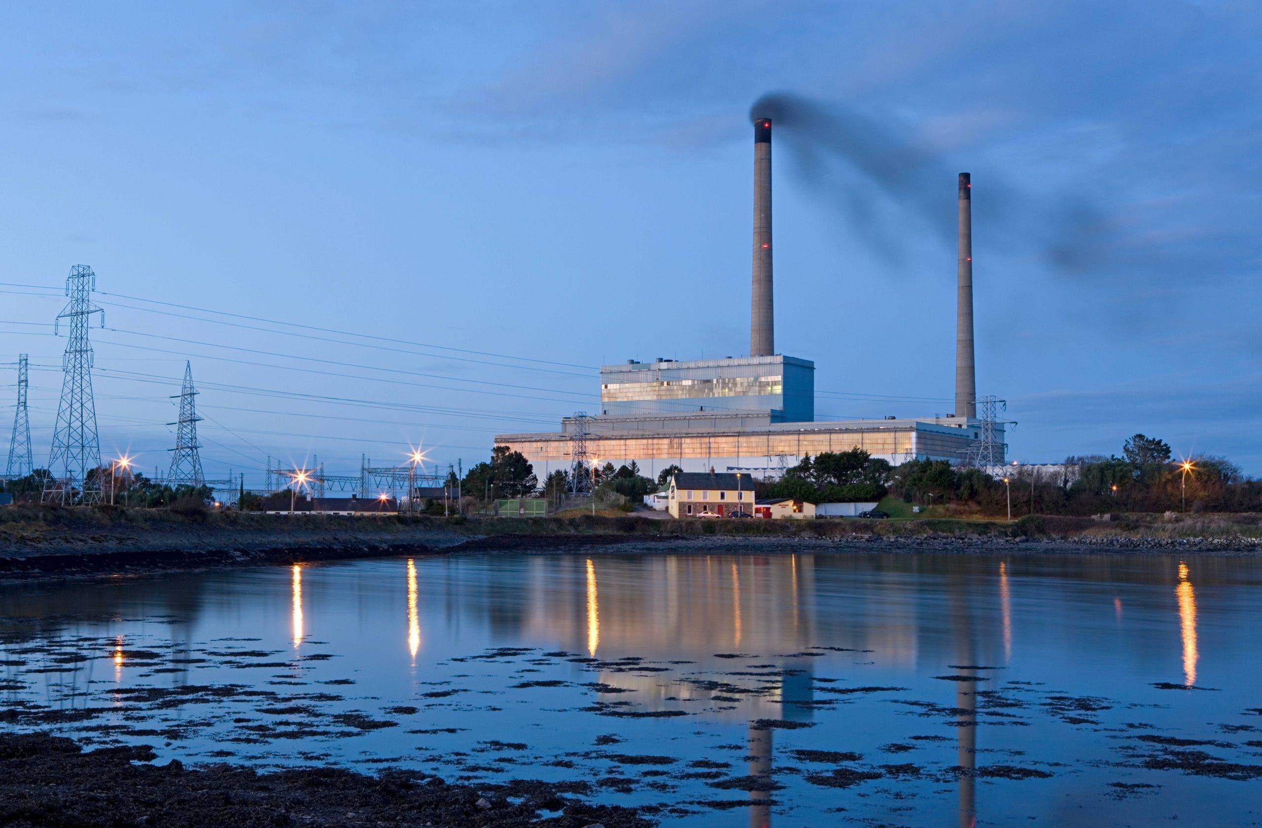 Tarbert Island Power Station