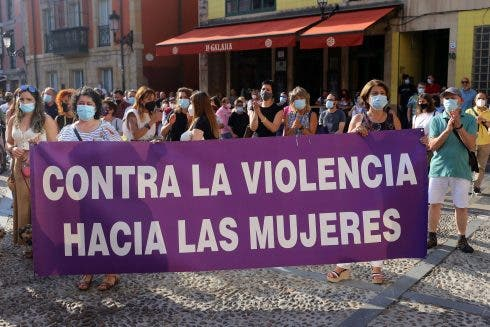 Spain: Concentration In Repulse Of Sexual Assaults