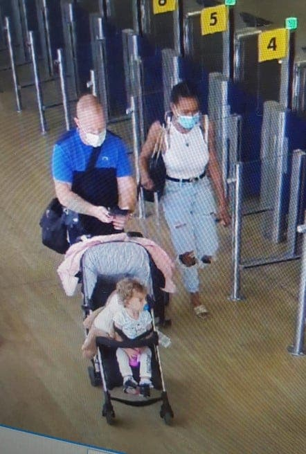 Appeal Over Kidnapped Uk Toddler Flown Into The Costa Blanca Area Of Spain