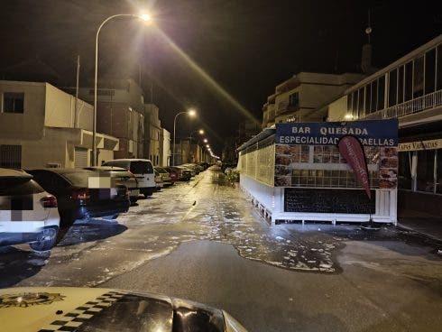 Costa Blanca Flood Aug 21 A