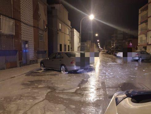 Costa Blanca Flood Aug 21 E