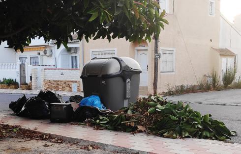 San Fulgencio Rubbish